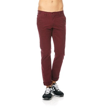 Teddy Smith - Chino - Pantalon chino - rouge