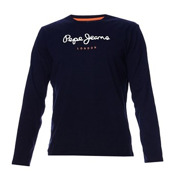 Pepe Jeans London - Eggo long - T-shirt - noir - 1643781