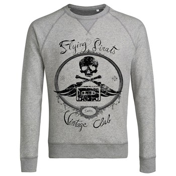 ArteCita - Flying Pirats Vintage - Sweat-shirt - gris clair - 1779528
