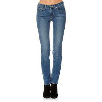 712 - Jean slim - denim bleu