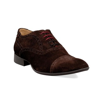 James - Chaussures lacées - marron