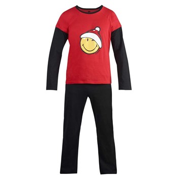 Pomm'Poire - Santa night - Pyjama - rouge