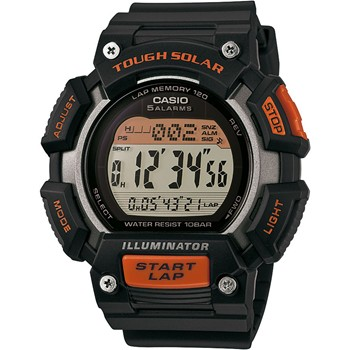Casio Sport - Montre chrono - noir