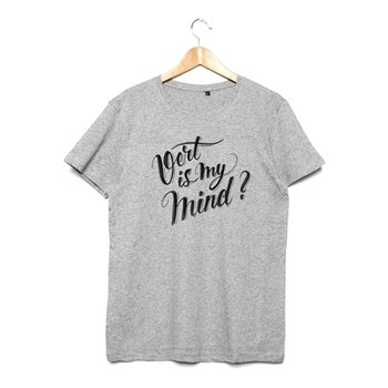Ultra tee - Vert Is My Mind? - T-shirt - gris - 1818875