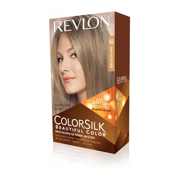 Revlon - Coloration - N° 60 Dark Ash Blonde - 1819461