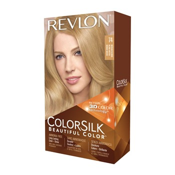 Colorsilk - Coloration - N° 74 Medium Blonde (74/7N)