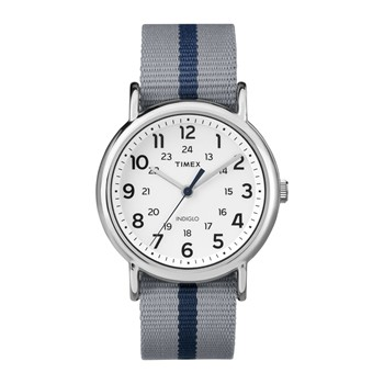 The Weekender Collection - Unisex Uhr - grau