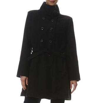 Alice - Manteau casual - noir