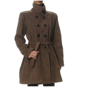Alice - Manteau casual - taupe