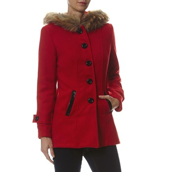 Sara - Manteau casual - rouge
