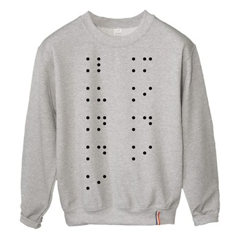 Lundi Midi - Brail - Sweat-shirt - gris - 1832004