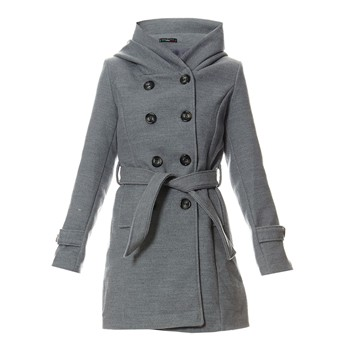 Edda - Manteau casual - gris clair