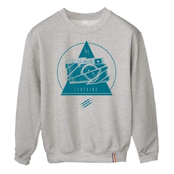 Lundi Midi - Picture - Sweat-shirt - gris - 1832032