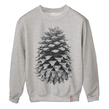 Lundi Midi - Pomme de Pin - Sweat-shirt - gris - 1831991