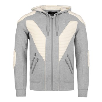 Ünkut - Race - Sweat à capuche - gris - 1841061