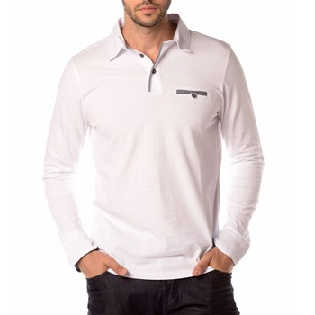 Paul Stragas - Polo - blanc - 1840539