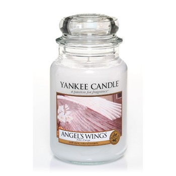Yankee Candle - Ailes d'ange - Grande Jarre
