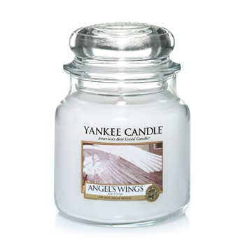 Yankee Candle - Ailes d'ange - Moyenne Jarre