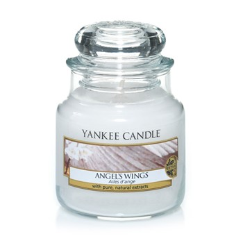 Yankee Candle - Ailes d'ange - Geurkaars, Small jar