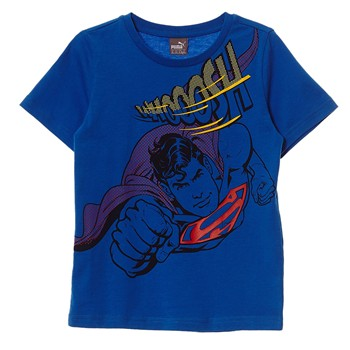 Puma - Superman - T-shirt - bleu - 1806889