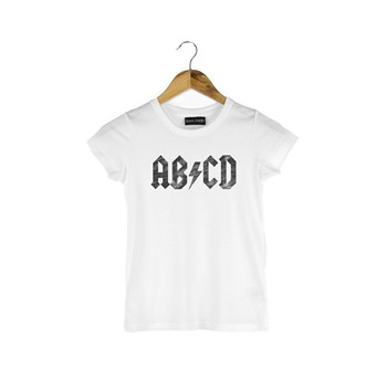 French Disorder - ABCD - T-shirt - blanc - 1857462