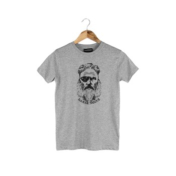 French Disorder - Barbe Noire - T-shirt - gris - 1857470