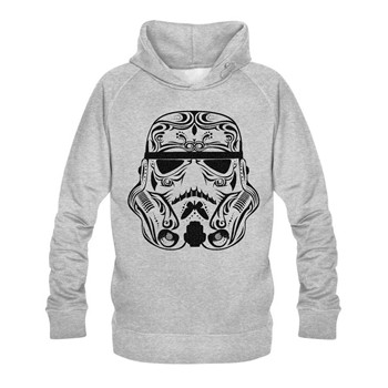 trooper design - Top - gris chine
