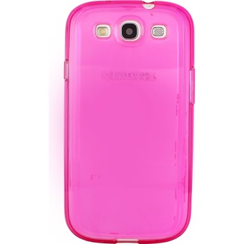 Galaxy S3 - Coque - rose