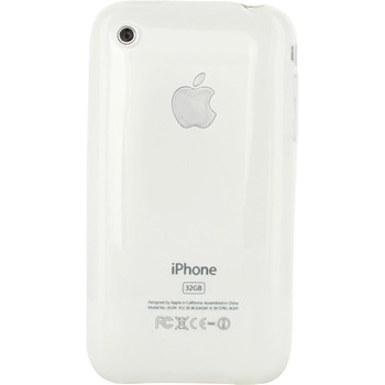 iphone 3/3GS - Coque - transparent
