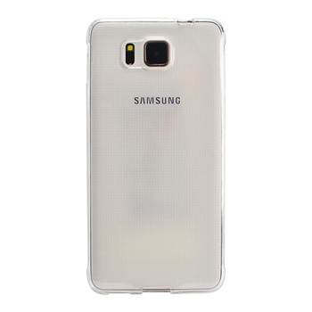 Galaxy Alpha - Coque - transparent
