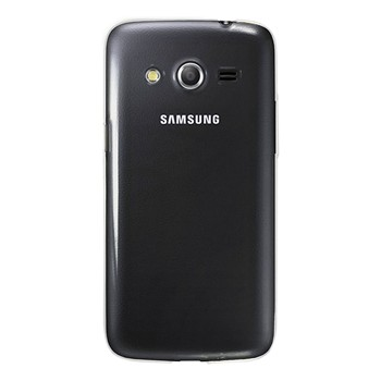 The Kase - Galaxy Core 4G - Coque - transparent - 1864061