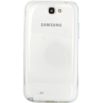 The Kase - Galaxy Note 2 - Coque - transparent - 1864064