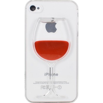 The Kase - iPhone 4 - Coque - rouge - 1864101