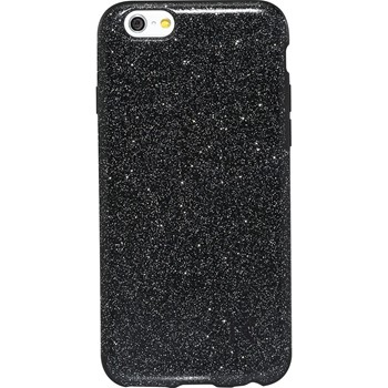 The Kase - iPhone 6 - Coque à paillette - noir - 1864284