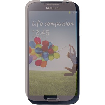 Galaxy S4 - Film protecteur - transparent