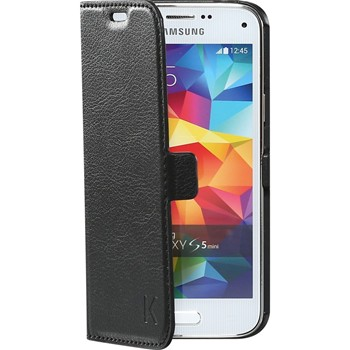 The Kase - Galaxy S5 mini - Coque - noir - 1864452