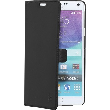 The Kase - Galaxy Note 4 - Coque - noir - 1864458