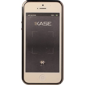 The Kase - iPhone 5/5s - Bumper - noir - 1864480