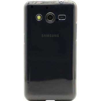 The Kase - Coque pour Samsung Galaxy Core 2 G355 - gris