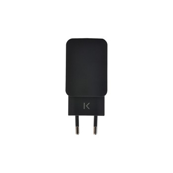 The Kase - iPhone 6 Plus/iPhone 6/iPad/smartphones/tablettes Android - Chargeur universel - noir - 1863887