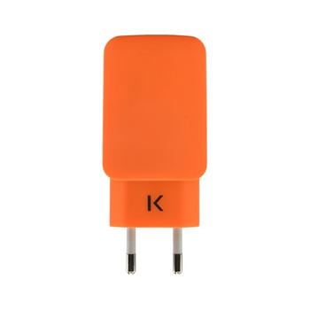 The Kase - iPhone 6 Plus/iPhone 6/iPad/smartphones/tablettes Android - Chargeur universel - orange - 1863889
