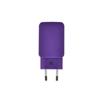 The Kase - iPhone 6 Plus/iPhone 6/iPad/smartphones/tablettes Android - Chargeur universel - violet - 1863890