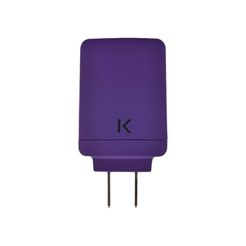 The Kase - iPhone 6 Plus/iPhone 6/iPad/smartphones/tablettes Android - Chargeur universel - violet - 1863893