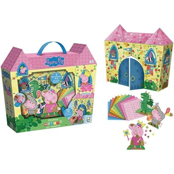 Canal Toys - Peppa Pig - Chateau mosaic Peppa - multicolore - 1863230