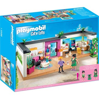 Playmobil - City life - Studio des nvités - multicolore - 1862356