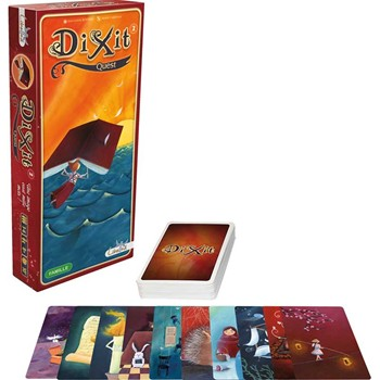 Asmodee Editions - Dixit Quest - 8 ans + - 1861680