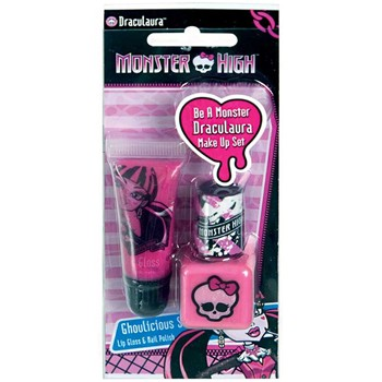 Markwins International - Gloss et vernis monster high - Accessoire - multicolore - 1861836