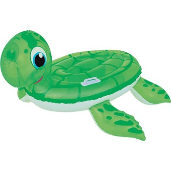 Tortue gonflable - multicolore