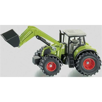 Siku - Claas - Tracteur avec chargeur frontal - multicolore - 1860801