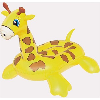 Bestway - Girafe à chevaucher - multicolore - 1860859